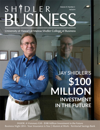 Cover of Fall 2014 Issue