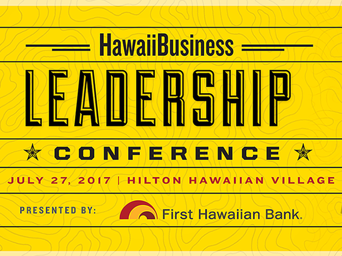 Hawaii Business Leadership Conference Logo